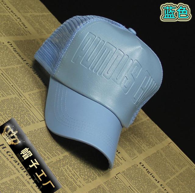 Stick the trend of the ball cap summer outdoor male women's cap
