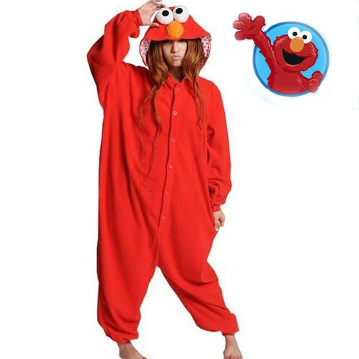 Elmo halloween costume for adults