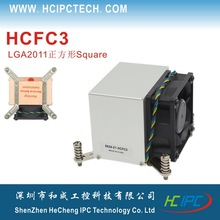 HCIPC P304-21 HCFC3 LGA2011 Cooling & Heatsinks, 2U CPU Copper+Alluminum,2U Server Cooler,3U,4U,5U sever cooler - ShenZhen HeCheng IPC Technology Co. Ltd store