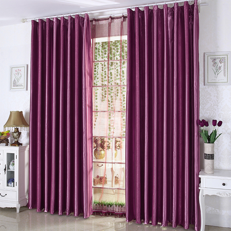 aliexpress buy wool high shading curtain
