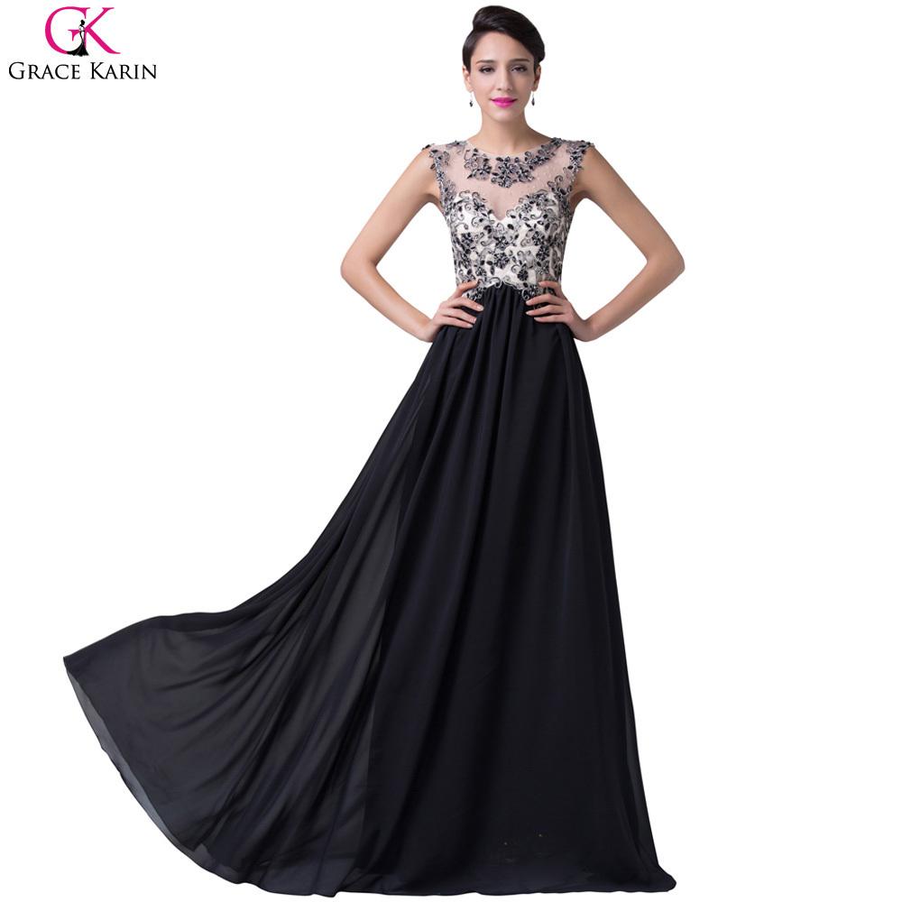 Aliexpress.com : Buy Elegant Evening Dresses Grace Karin ...