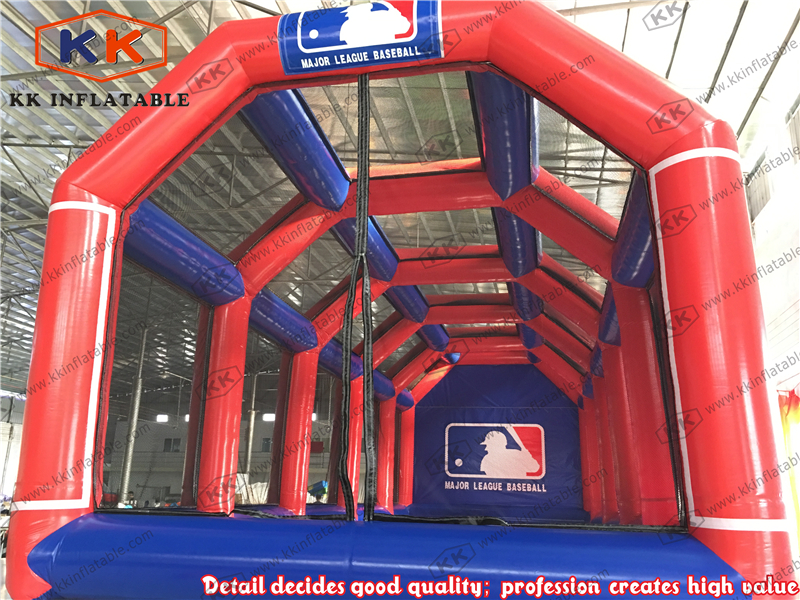 commercial Inflatable Speed Batting Cage for baseball practice(China (Mainland))