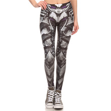 Buy New Arrival 1576 Sexy Girl WOW Game Horde Steel armor Alliance Printed Elastic Fitness Polyester Workout Women Leggings Pants for $8.74 in AliExpress store