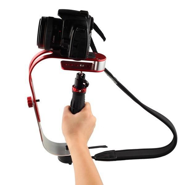 DHL Mini Professional Video Steadycam Steadicam Stabilizer For Digital Compact