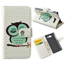 10 patterns Fashion Flip PU Leather Case ZTE Blade L3 Cover Wallet Phone Cases Stand Card Slot shell - Shenzhen Yi Fang FX Electronics Co.,Ltd store