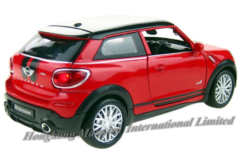 132 Car Model For MINI Paceman (18)