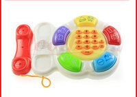 Игрушечный телефон Coolbox CB5033 Baby /English marchine /learning