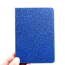 2015 Lavender Passport Holder Cover PU Leather ID Card Travel Ticket Pouch Packages passport Covers passport bag Case(China (Mainland))