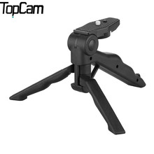 "Universal Mini Tripod 75"" Rotation Desktop & Handle Stabilizer For Mobile Phone Camera With Cell Phone Holder and Tripod Adapter(China (Mainland))"