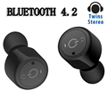 X1T Voice Prompt True In Ear Earbuds True Wireless Earphones CSR 4 2 Sport Stereo mini