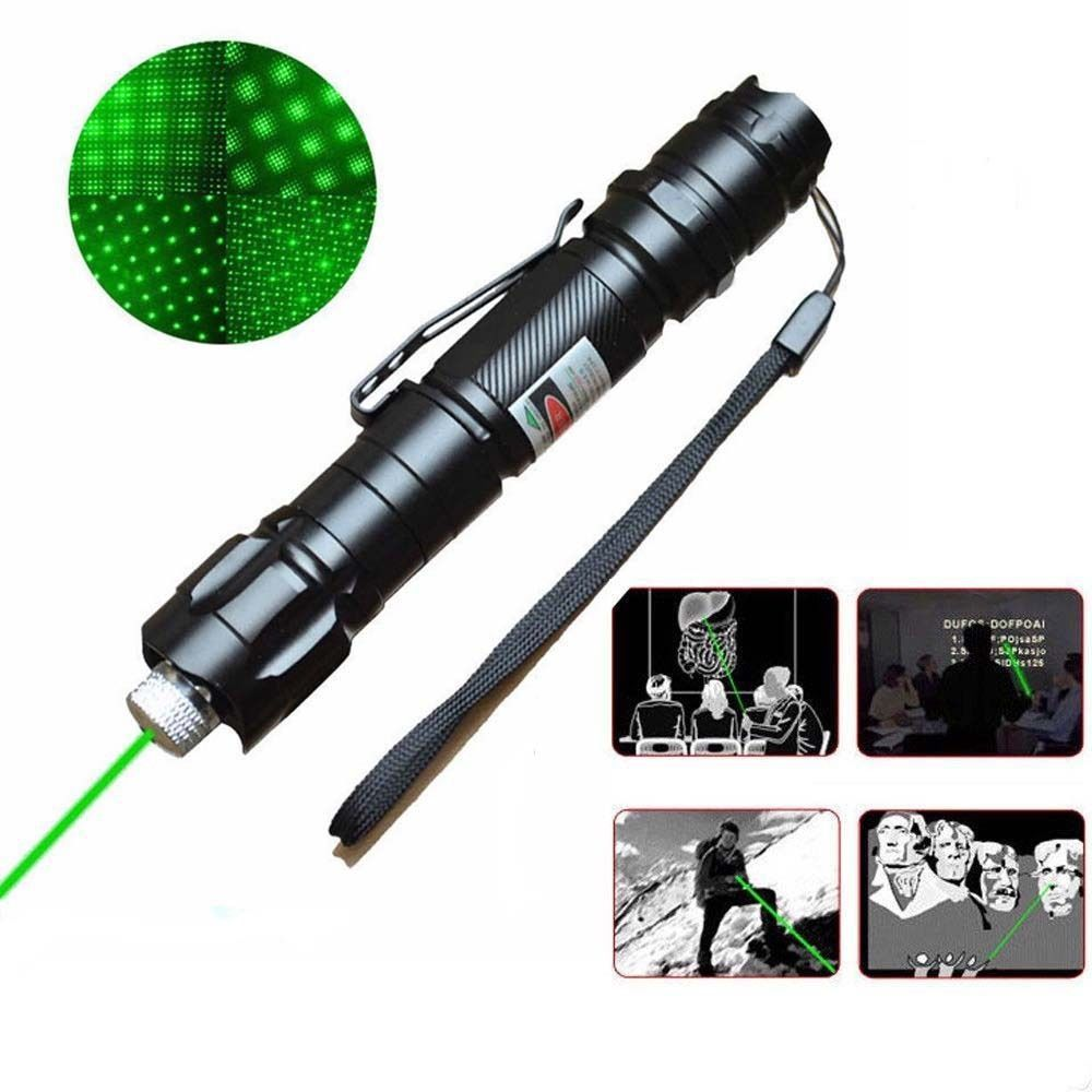 Green Laser 809 200mw Pointer 8000m High Quality Verde