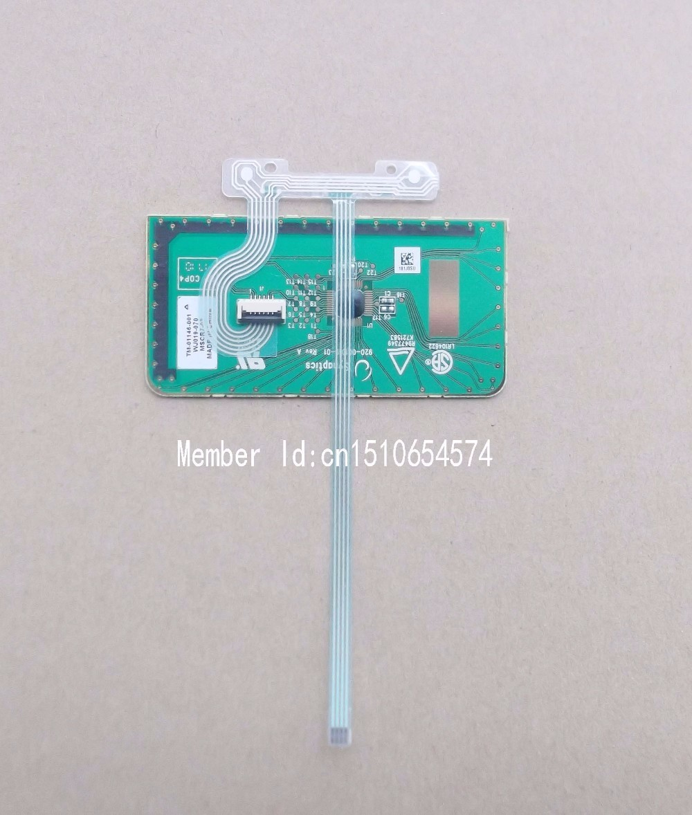 Free shipping Touchpad for HP 4411s 4416s 4510s 4410S 4415S 4710S TM-01146-003 touchpad