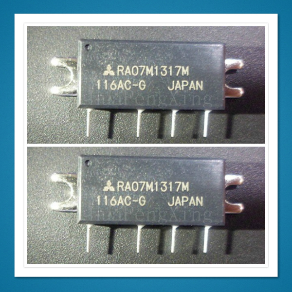 RF MOSFET Amplifier Power Module RA07M1317M(China (Mainland))