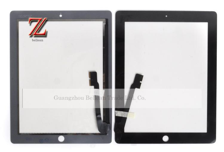 for ipad 3 touch New and original (General for ipad 3 and for ipad 4) gift screen protector 30pcs free shipping fedex