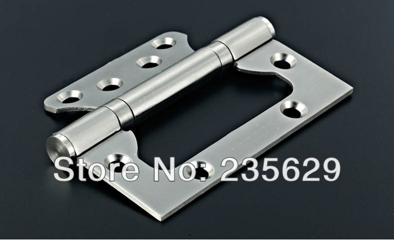 Free DHL/ FedEx Shipping,  Antique Brass Or  Mirror finish 201 Stainless Steel Hinges, Door hinge,Low noise sub-mother hinge<br><br>Aliexpress