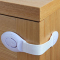 New Hot Sale Baby Safety Lock Drawer Or Toilet Lock Multi function Cloth Belt Safety Free