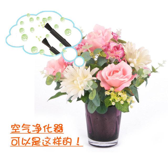 Air purifier aerobic bonsai negative ion oxygen bar fresh machine formaldehyde