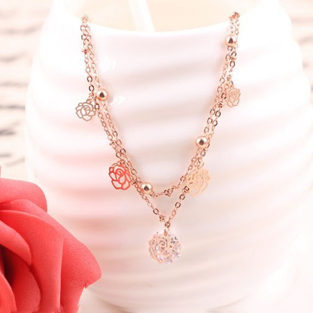 2015 New Sexy Chain Link Beach Anklets Pendant Crystal Rhinestone Ankle Bracelet Foot Jewelry For Women Anklets Foot