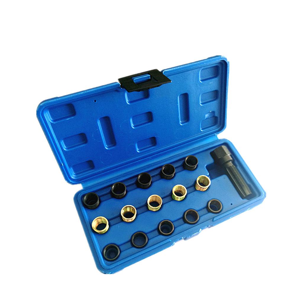 Автомобильный набор для ремонта с отверстием и резьбой M14 * 1 25 16 шт. - 11.11_Double 11_Singles aeProduct.getSubject()