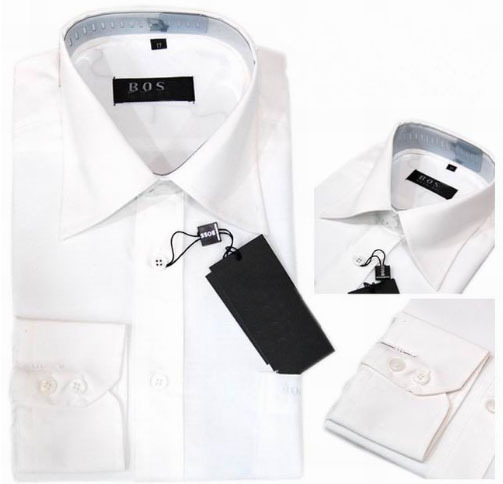 Buy top brand men 39 s solid dress shirts Buy white dress shirt