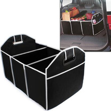 Hot New Car Trunk Organizer Car Toys Food Storage Container Bags Box Styling Auto Interior Accessories Supplies Gear(China (Mainland))