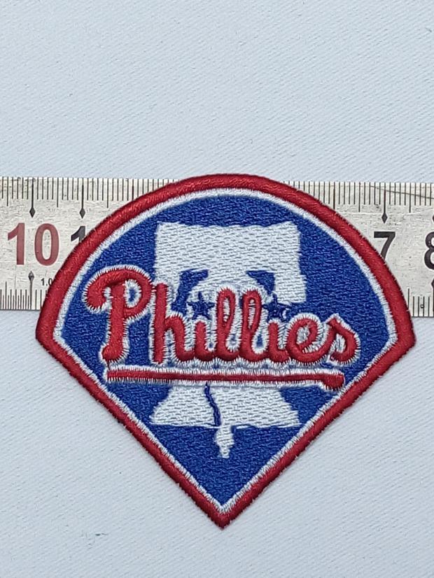 Wholesale philadelphia phillies logo patches whiz kids