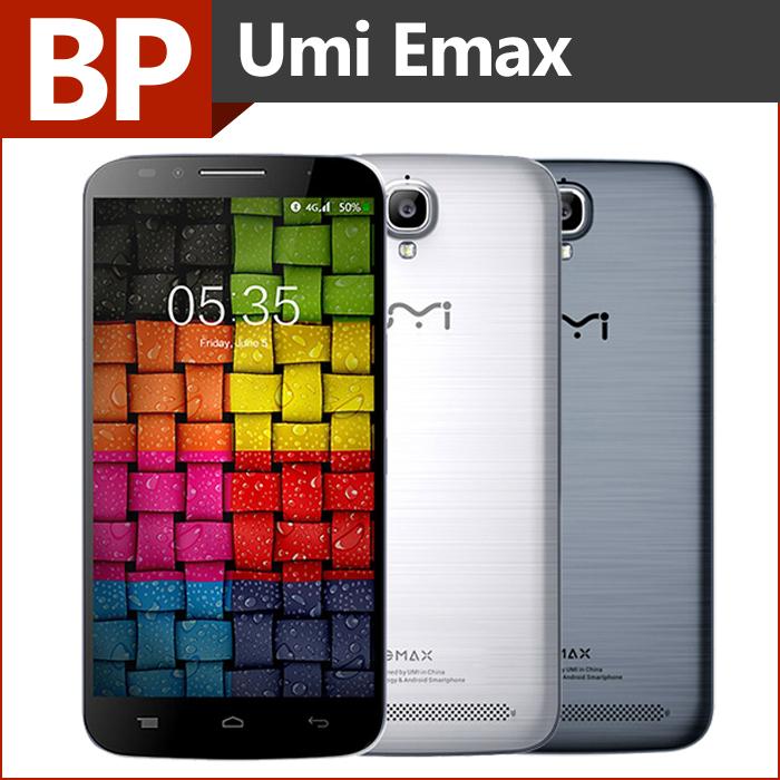 Мобильный телефон UMI EMAX 5,5 FHD MTK6752 4G LTE 4.4 2 GB + 16 GB 3780mAh 13.0mp OTG мобильный телефон lg g flex 2 h959 5 5 13 32 gb 2 gb gps wcdma wifi