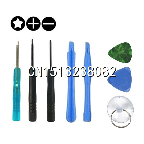 Набор ручного инструмента For iphone Torx 8 1 Apple iPhone 3GS 4 4S 5 iPod Touch Pry Opening Tool Kit Torx Screwdriver wlxy wl 069 0 8 five star 1 2 phillips torx screwdriver golden