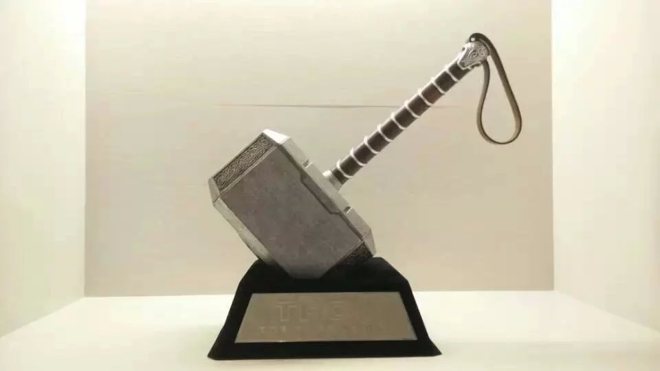 Avenger Union The Quake Thor's Hammer Film 1: 1 scale model Cosplay Props