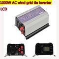 1000W MPPT Pure Sine Wave On Grid Inverter for 3 Phase AC 22 60V 45 90V
