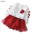 Baby Girl Dress 2017 New Princess Infant Party Dresses for Girls Autumn Kids tutu Dress