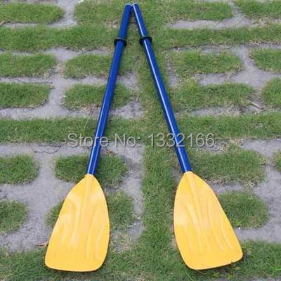 Free shipping Plastic boat paddle OARS inflatable boat propeller dynamic PVC propeller Manual cross rowing The stroke drifting(China (Mainland))