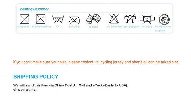 Keyiyuan одежда для велоспорта Джерси рубашки мужчин Гонки Спорт велосипед 009