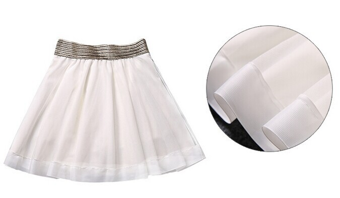 Выше юбки девушки