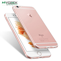 MyGeek Ultra Thin Fashion Crystal Clear Hard Plastic Case For iPhone 6 6s for iPhone 6