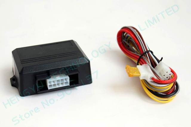 in stock! best selling universal 2 door electric power window closer module automatic rolling up compatible all car alarm FR-2WA