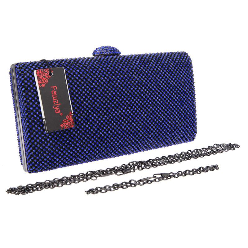 E1411-Fawziya-wedding handbag-blue (4)