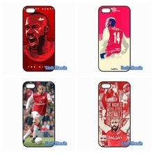 Thierry Henry Arsenal Hard Phone Case Cover Blackberry Z10 Q10 HTC Desire 816 820 One X S M7 M8 Mini M9 A9 Plus - Top Cases Sale store