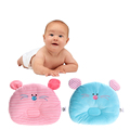 Newborn Pillow Baby Positioner Infant Prevent Flat Mouse Figure Head Pillows House Bedding Soft Sleeping Positioner