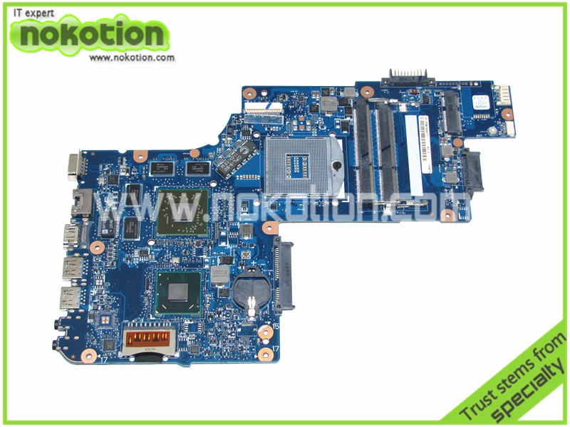 H000051770 Laptop motherboard for toshiba satellite L850 C850 mother boards ATI HD 7670M Graphics<br><br>Aliexpress