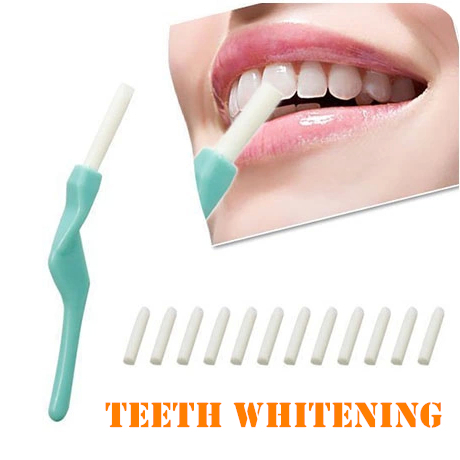 [ Special Offer ] New Personal Care Oral Hygiene Teeth Whitening 1PCS Tooth Peeling Stick + 25 PCS Eraser For Dental Cleaning(China (Mainland))