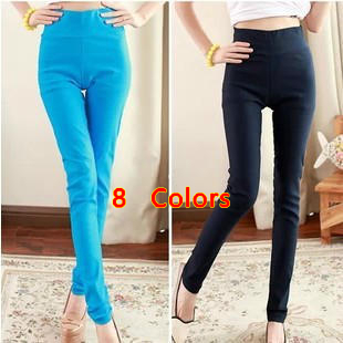 Popular Home  Spring 2016  Travel Slim Ankle Pant With Elastic Waistband