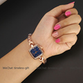 New Women s Watch Julius Japan Quartz Hours Best Fashion Dress Bracelet Shell Rhinestone Birthday Girl