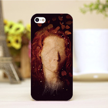 PZ0004-48-1 For Perfume Art Basterds Design cellphone transparent cover cases for iphone 4 5 5c 5s 6 6plus Hard Shell