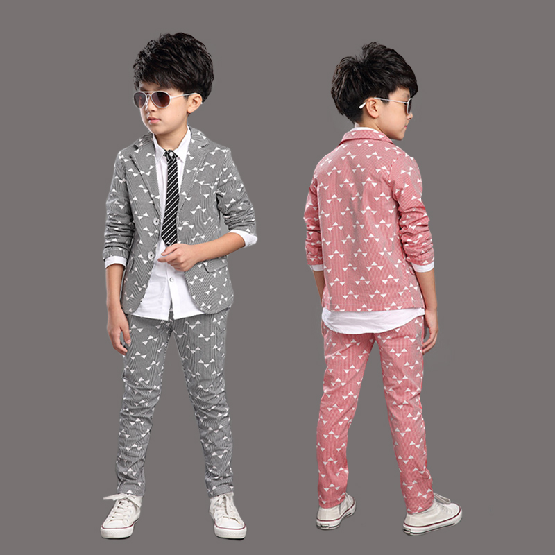 Buy Baby Boy Fall Blazers Jackets 2 Piece Set Kids Suit