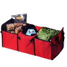 2016 New Car trunk storage bag Oxford Cloth folding truck storage box Car Trunk Tidy Bag Organizer Storage Free Shipping(China (Mainland))
