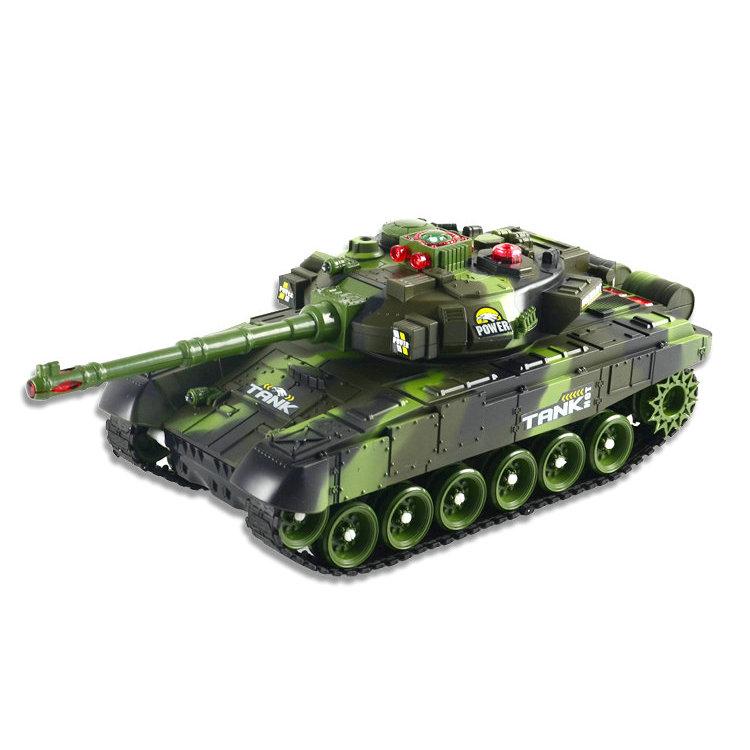Радиоуправляемые танки из Китая