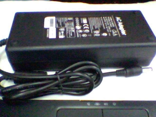 12V/10A/120W power adaptor;table-on type;100-240VAC input;CE UL approved;