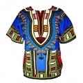 Dashiki New African Clothing Traditional Print Tops Fashion Design African Bazin Riche Clothes Dashiki T shirt
