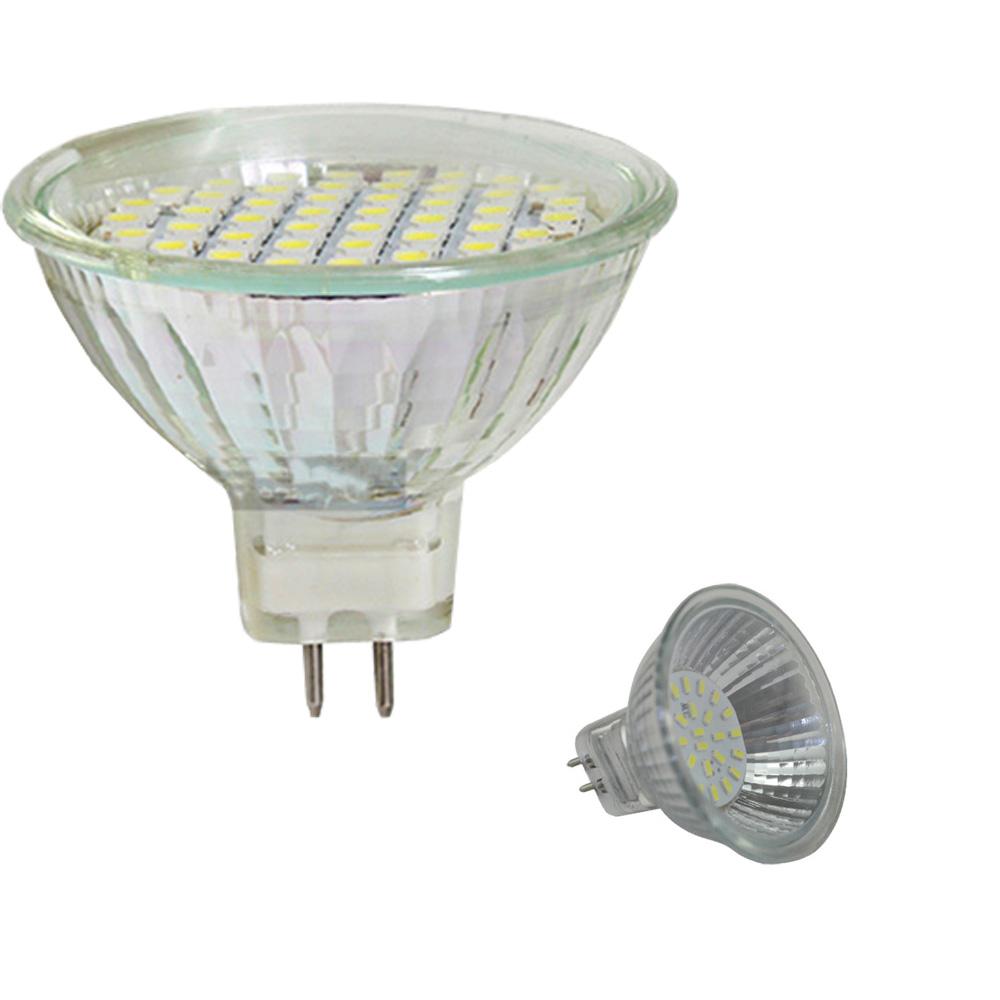 Mr11 220V LED Light Bulbs High Power Mr 16 Spotlights Lamps White/Warm White - True-A Lighting Company store